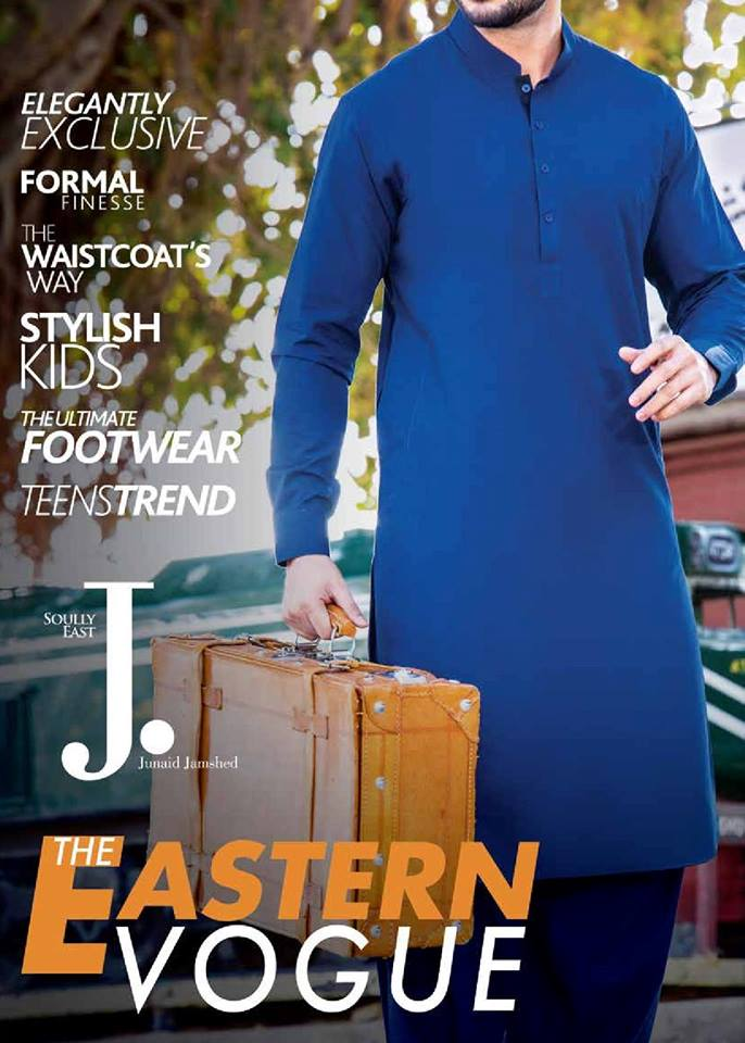 J. Junaid Jamshed Formal Shalwar Kameez Collection For men 2017-2018