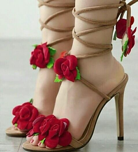 Latest Ankle Strap Sandals