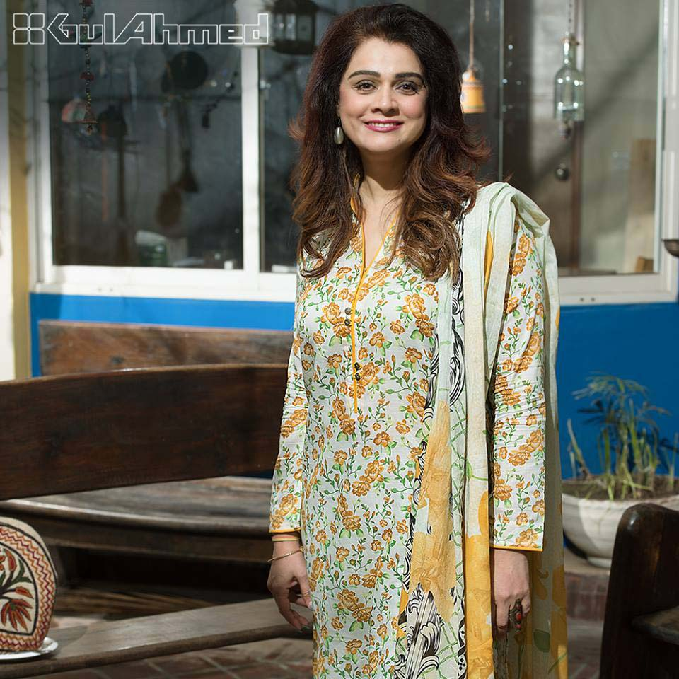 Gul Ahmed Casual Dresses for Women
