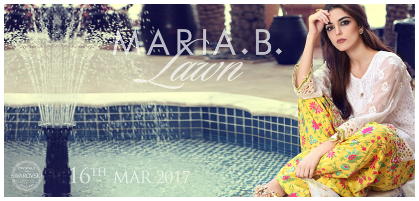 Maria B Latest Summer Lawn Collection 2017 18 For Women Stylo Planet
