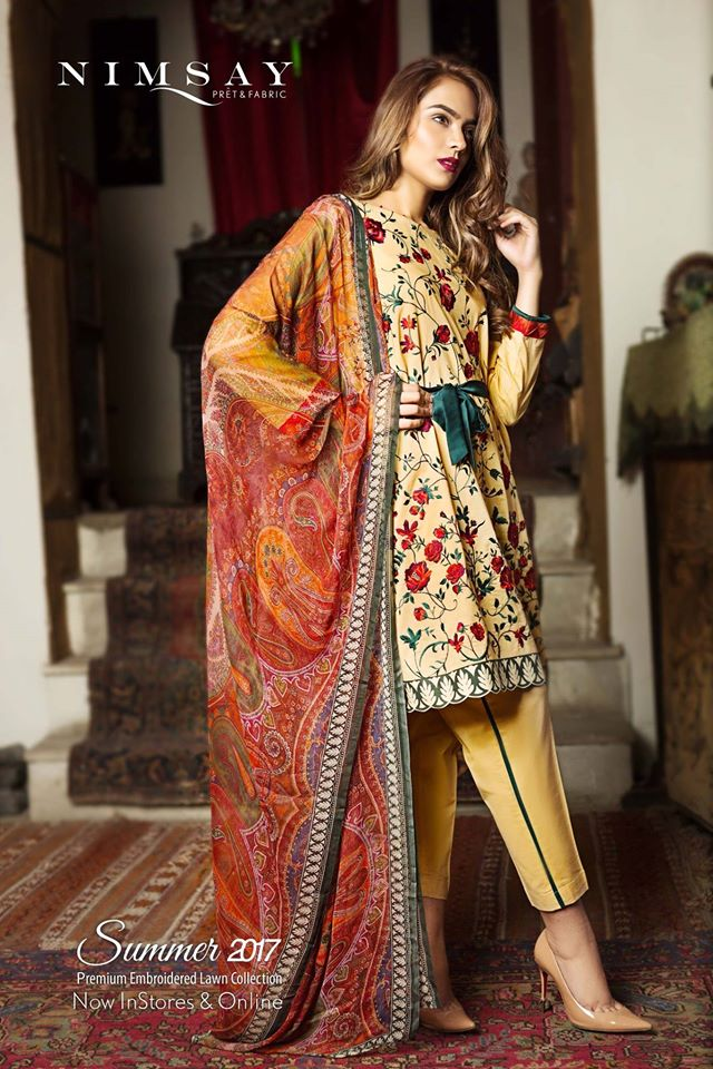 Nimsay Embroidered dresses for Women