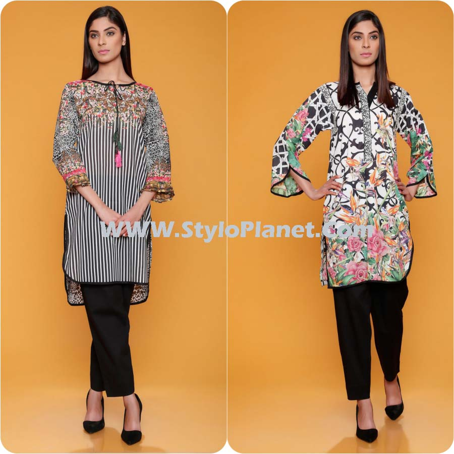 Latest Kurtis/Tunics designs