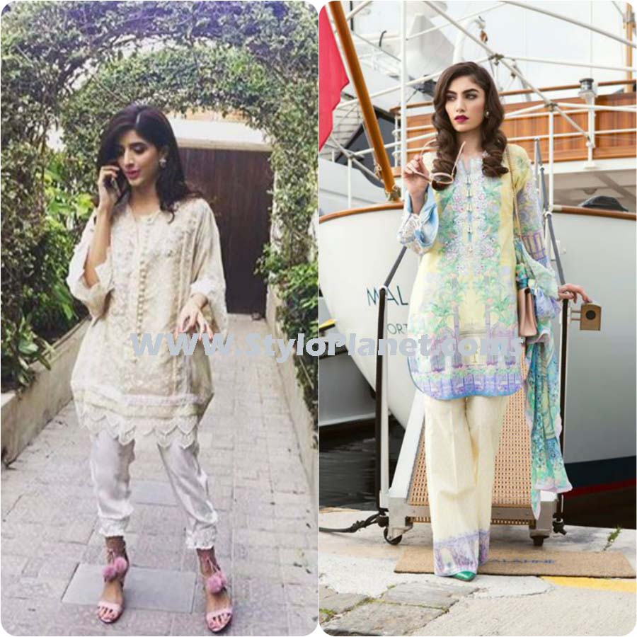 Top 10 Pakistani Designers Summer Lawn Dresses Stylo Planet