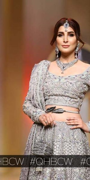 AHMED SULTAN QMOBILE HUM BRIDAL COUTURE WEEK (QHBCW) 2017 DAY 2 (1)