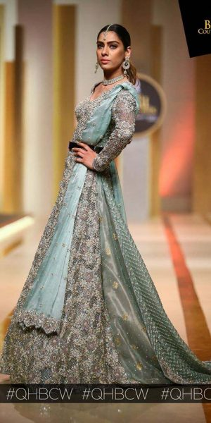 AHMED SULTAN QMOBILE HUM BRIDAL COUTURE WEEK (QHBCW) 2017 DAY 2 (4)