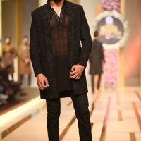 Ahsan's Menswear- QMOBILE HUM TV BRIDAL COUTURE WEEK (QHBCW) 2017 DAY 3 (11)