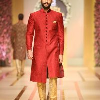Ahsan's Menswear- QMOBILE HUM TV BRIDAL COUTURE WEEK (QHBCW) 2017 DAY 3 (9)