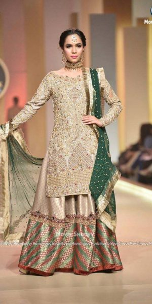 Aisha Fareed- mobile Hum Bridal Couture Week 2017 (3)