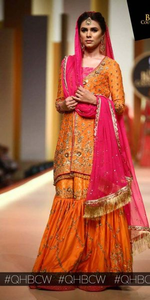 Aisha Fareed- mobile Hum Bridal Couture Week 2017 (6)