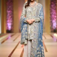 Annus Abrar-QMOBILE HUM TV BRIDAL COUTURE WEEK (QHBCW) 2017 DAY 3 (10)
