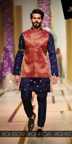 Annus Abrar-QMOBILE HUM TV BRIDAL COUTURE WEEK (QHBCW) 2017 DAY 3 (2)