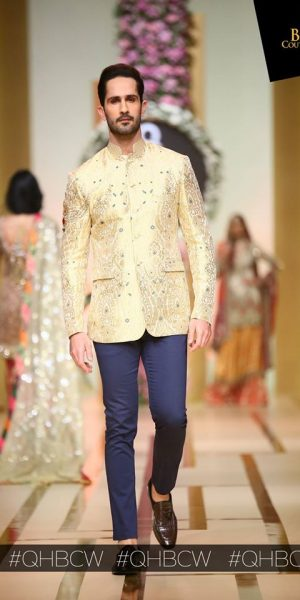 Annus Abrar-QMOBILE HUM TV BRIDAL COUTURE WEEK (QHBCW) 2017 DAY 3 (3)