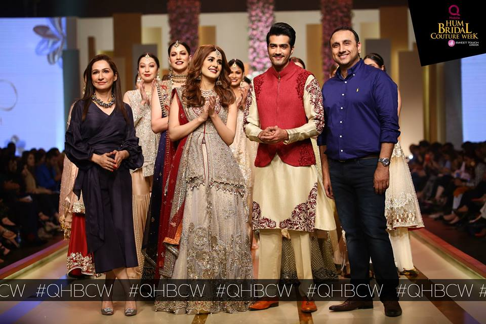 QMOBILE HUM TV BRIDAL COUTURE WEEK (QHBCW) 2017 DAY 3 STYLED BY SWEET TOUCH