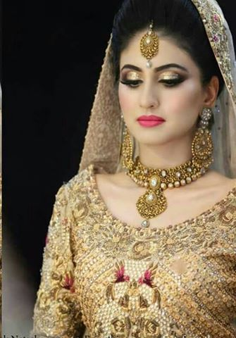 Latest Bridal Makeup Basic Steps With Tutorial