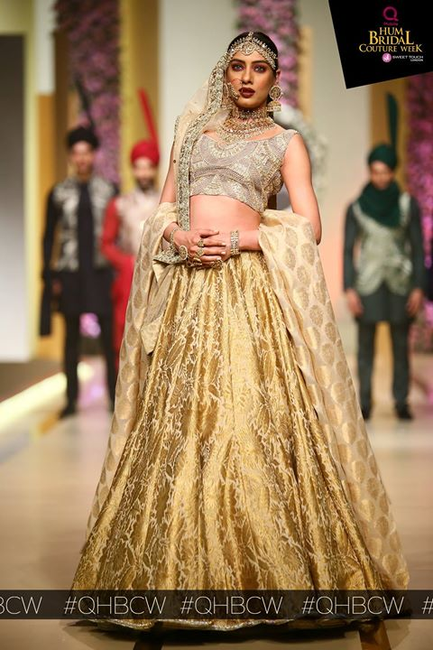 QMobile Bridal Couture Week '17 by Sweet Touch | Stylo Planet