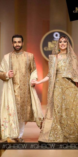 FAHAD HUSSAYN QMOBILE HUM BRIDAL COUTURE WEEK (QHBCW) 2017 DAY 2 (10)