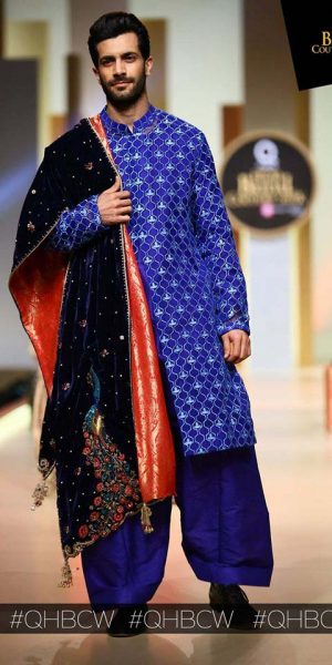 Goggi by Hassan Riaz- mobile Hum Bridal Couture Week 2017 (1)