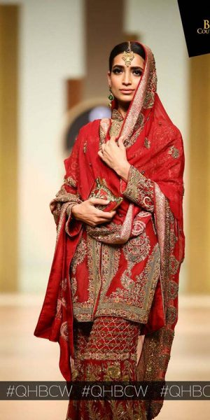 HSY- mobile Hum Bridal Couture Week 2017 (3)