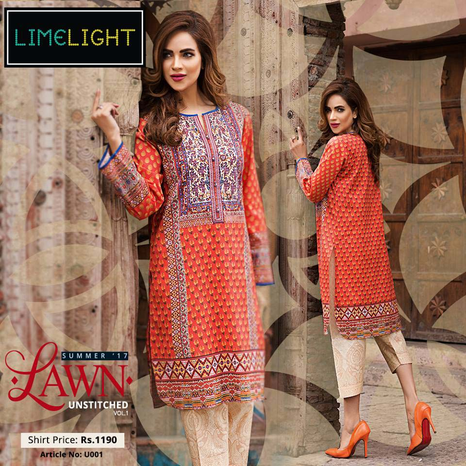 Latest Summer Lawn Dresses