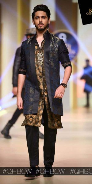 Naushad Imdad- mobile Hum Bridal Couture Week 2017 (1)