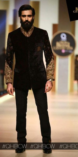 Naushad Imdad- mobile Hum Bridal Couture Week 2017 (3)