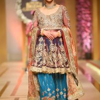 Nickie Ninan-QMOBILE HUM TV BRIDAL COUTURE WEEK (QHBCW) 2017 DAY 3 (10)