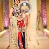 Nickie Ninan-QMOBILE HUM TV BRIDAL COUTURE WEEK (QHBCW) 2017 DAY 3 (4)