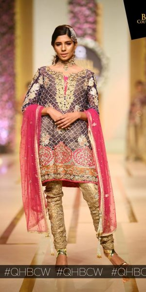 Nickie Ninan-QMOBILE HUM TV BRIDAL COUTURE WEEK (QHBCW) 2017 DAY 3 (5)