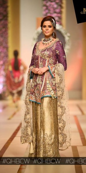 Nickie Ninan-QMOBILE HUM TV BRIDAL COUTURE WEEK (QHBCW) 2017 DAY 3 (6)