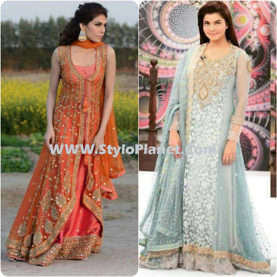 Latest Embroidered Formal Dresses for Women 17 | Stylo Planet