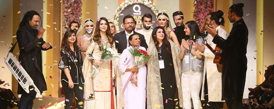 QMOBILE HUM BRIDAL COUTURE WEEK (QHBCW) 2017 DAY 1