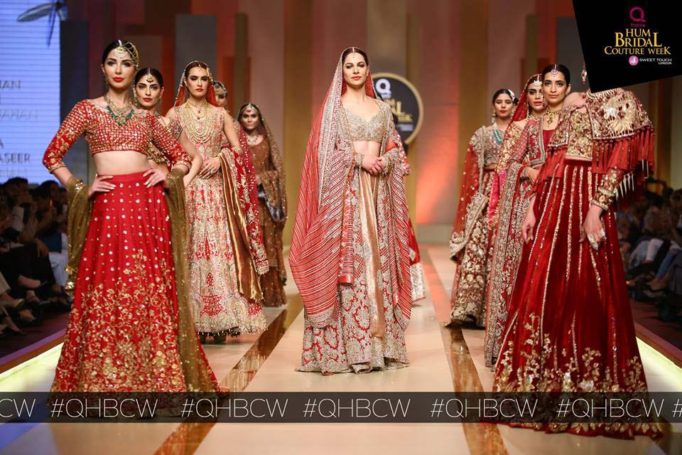 QMOBILE HUM BRIDAL COUTURE WEEK (QHBCW) 2017 DAY 2