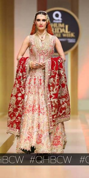 THE CLASSIC RED-QMOBILE HUM BRIDAL COUTURE WEEK (QHBCW) 2017 DAY 2 (5)