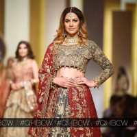 UMSHA BY UZMA BABAR- QMOBILE HUM BRIDAL COUTURE WEEK (QHBCW) 2017 DAY 2 (1)