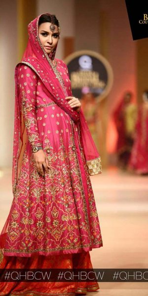 Yasmin Zaman- mobile Hum Bridal Couture Week 2017 (1)