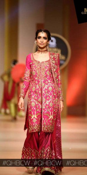 Yasmin Zaman- mobile Hum Bridal Couture Week 2017 (5)