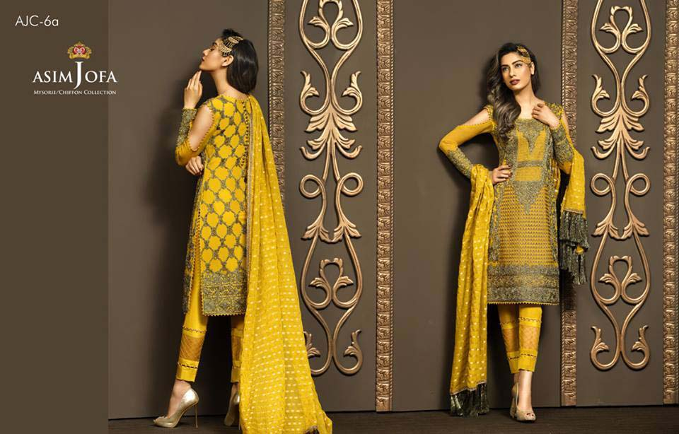 Asim Jofa Formal Dresses