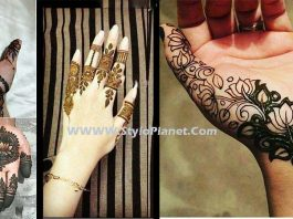 Latest Mehndi Design Collection