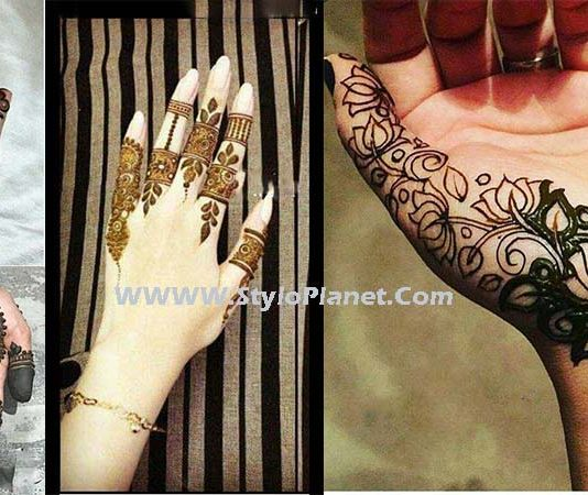 Latest Mehndi Design Collection