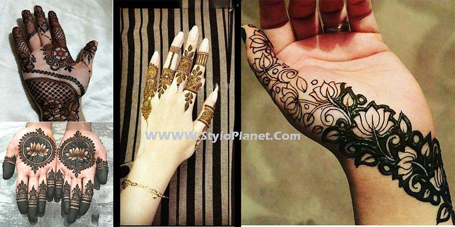 8954c5cb1 Latest Eid-ul-Fitar Mehndi Designs and Ideas | Stylo Planet