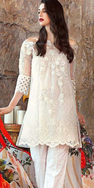 Gul Ahmed Latest Embroidered Eid Collection | Stylo Planet