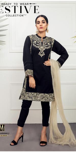 Masummery Ready To Wear Eid-ul-Fitr Collection 2017-18 Eid Look-Book (2)