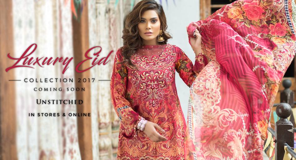 Masummery Ready To Wear Eid-ul-Fitr Collection 2017-18 Eid Look-Book