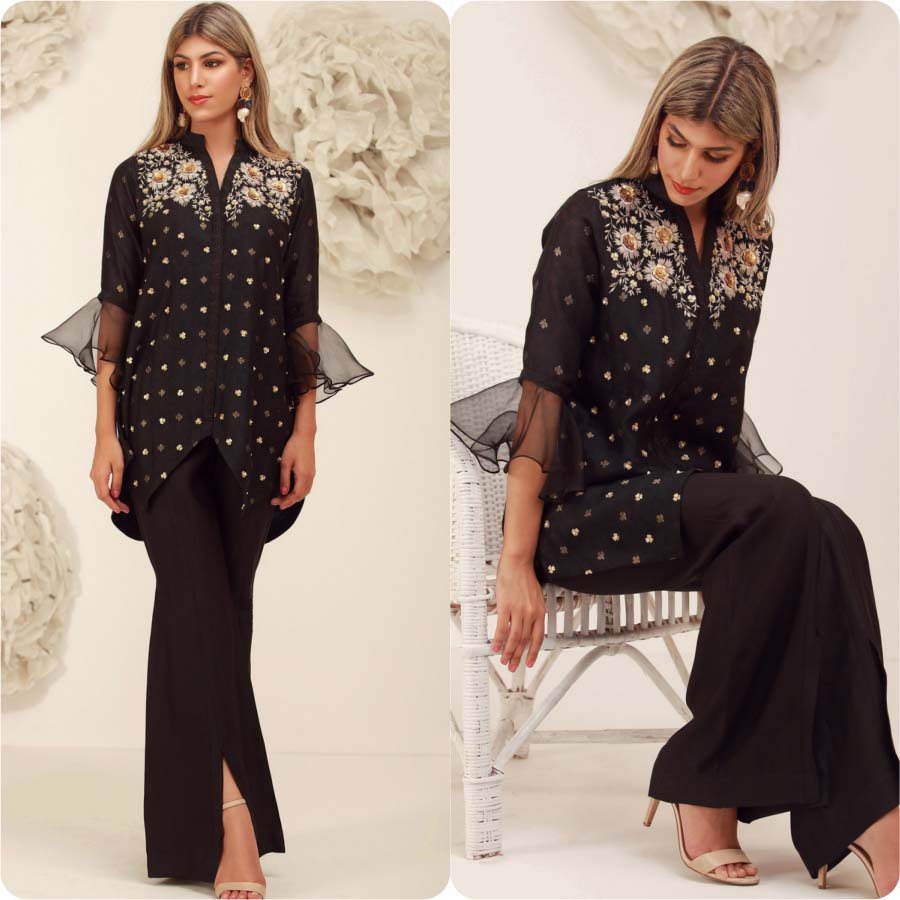 Latest Party Wear Dresses 2017