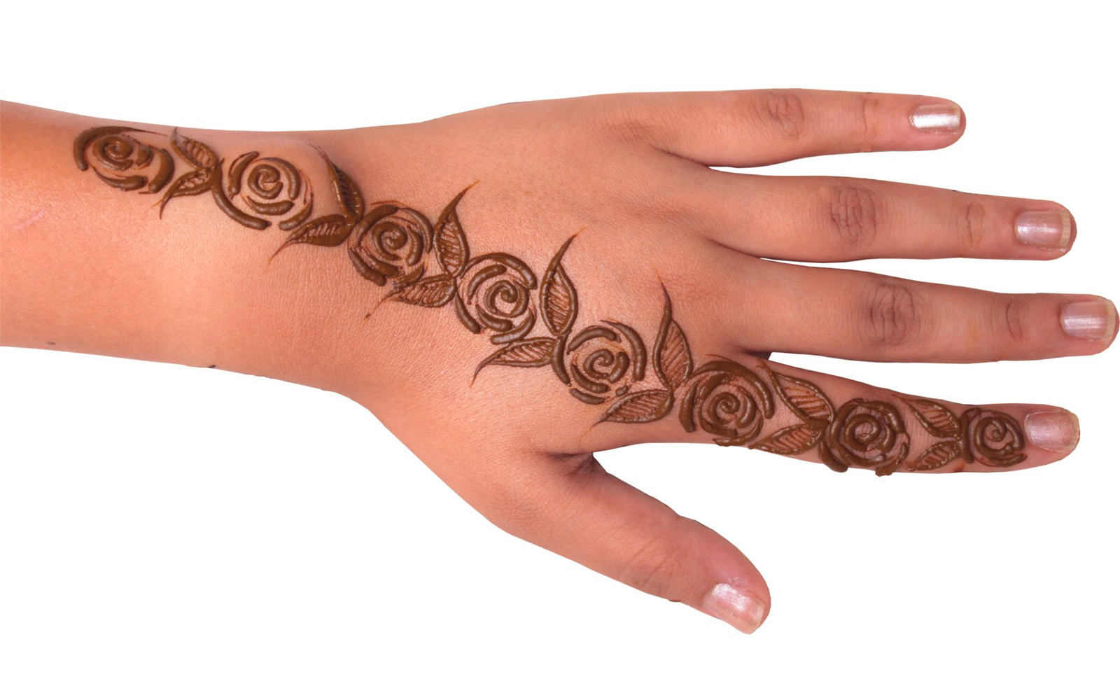 Beautiful Bail Mehndi design