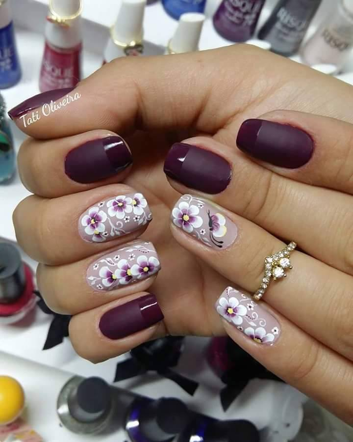 Nail Art Ramadan: Eid Nail Paint Colors And Ideas For Girls '17