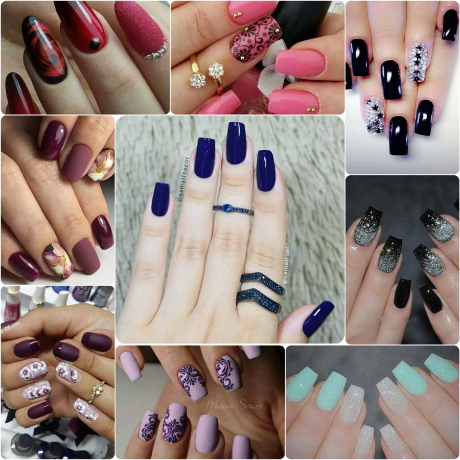 Eid Nail Paint Colors And Ideas For Girls 17