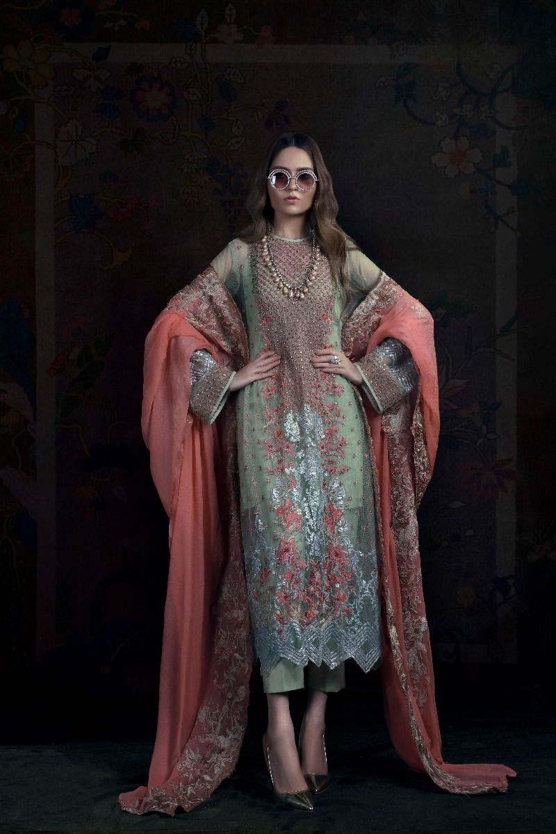 Latest Luxury Eid Collection by Sana Safinaz