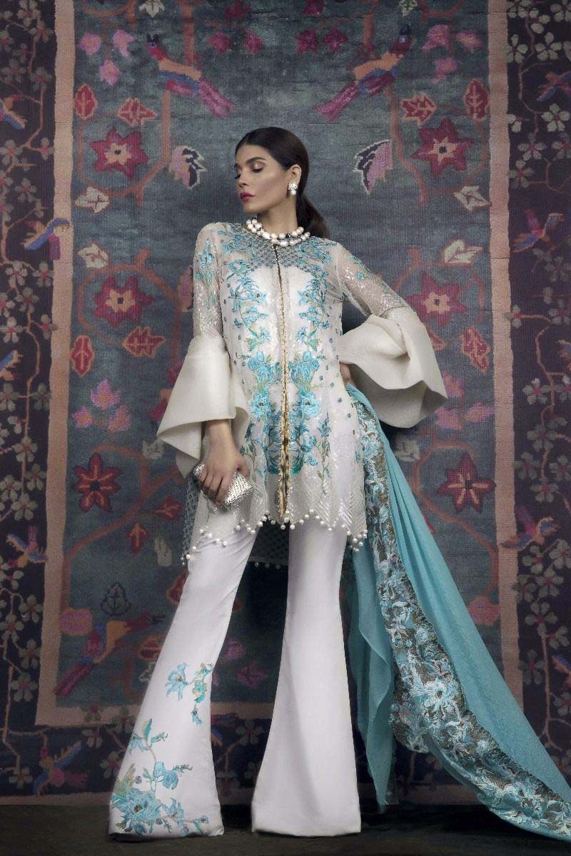 Latest Luxury Eid Collection by Sana Safinaz   Stylo Planet