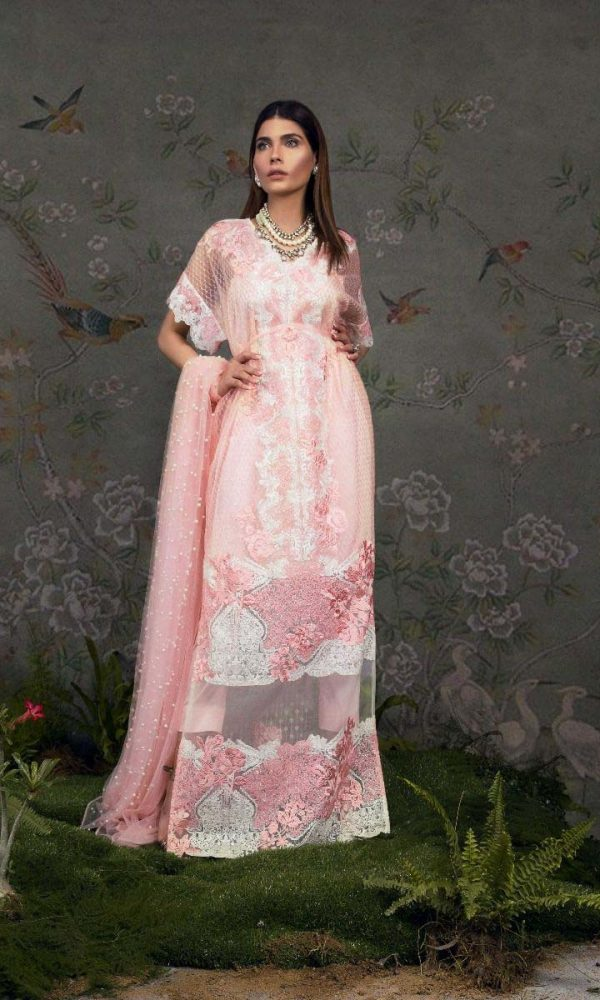 Sana Safinaz Luxury Embroidered Eid Collection 2017-18 (6)